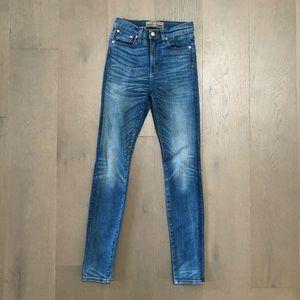 Point Sur J.Crew Hightower Skinny Jeans